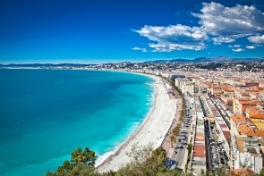 Pláž Beau Rivage