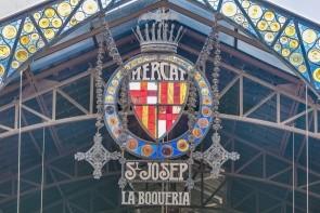Trhovisko La Boqueria