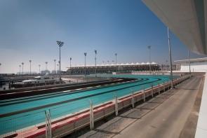 Závodný okruh F1 Yas Marina