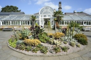 Botanická zahrada Birmingham