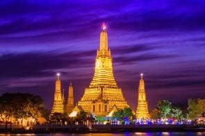Chrám úsvitu (Wat Arun)