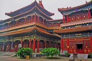 Chrám Yonghegong
