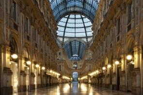 Obchodné centrum Galérie Viktora Emanuela II.