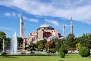 Kostel božské moudrosti (Hagia Sophia)