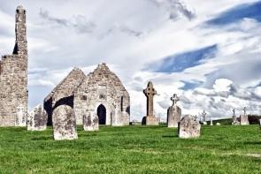 Oblasť Clonmacnoise