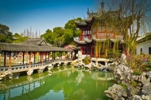 Záhrada Yu Yuan