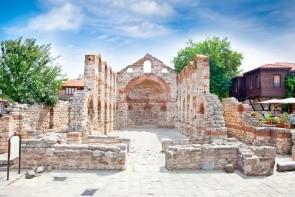 Zříceniny chrámu sv. Sofie