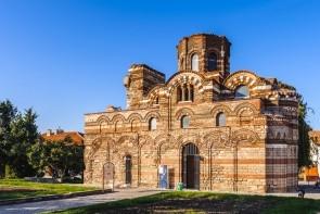 Kostel Ježíše Krista Všemohoucího (Christ Pantokrator)
