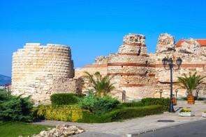 Hradby Starého Nesebaru