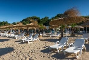 Centrální pláž v Burgasu