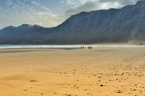 Pláž Famara