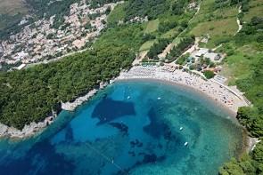 Pláž Lučice