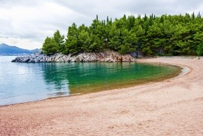 Pláž Plavi Horizonti