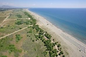 Dlouhá pláž (Velika Plaža)