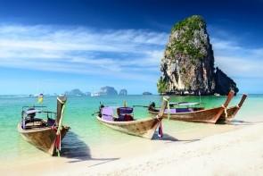 Pláž Phra Nang