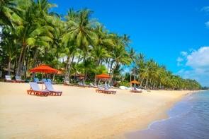 Pláž Lamai
