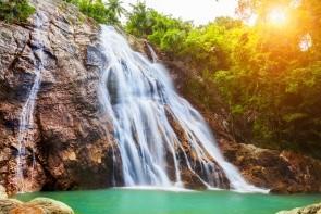 Vodopády Na Muang