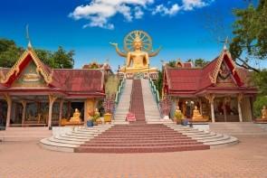Chrám Velkého Buddhy (Wat Phra Yai)