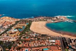 Pláž Caleta de Fuste