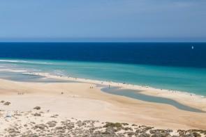 Pláž Sotavento