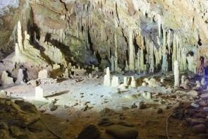 Jaskyňa Diros