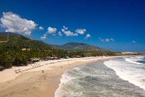 Pláž Parguito
