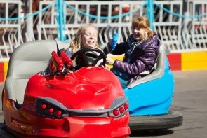 Detský zábavny park Prikazkite