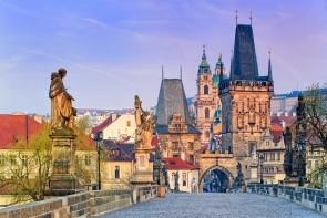 Prága és környéke