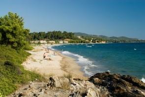 Pláž Lagomandra