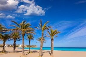 Pláž Arenal