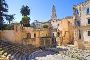 Historické centrum Lecce