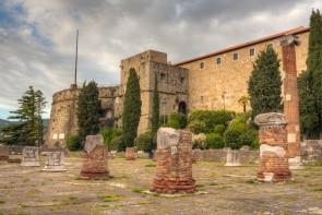 Hrad svätého Giusta