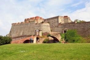 Pevnost a muzeum Priamar