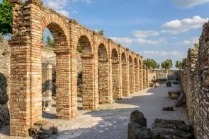 Římská vila Grotte di Catullo - Sirmione