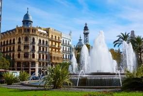Námestie Ayuntamiento