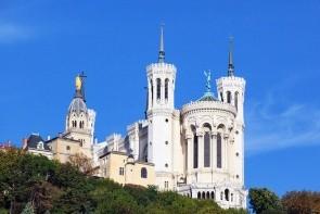 Bazilika Panny z Fourvière
