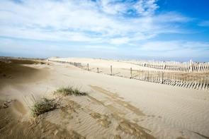 Pláž Espiguette