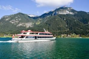 Plavba po jezeře Achensee