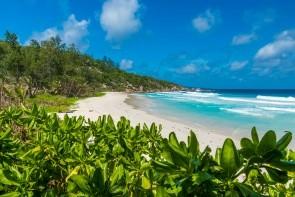 Pláž Petite Anse