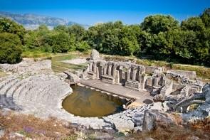 Staroveké mesto Butrint