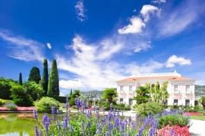 Vila a záhrady Ephrussi de Rothschild
