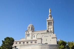 Bazilika Notre Dame de la Garde