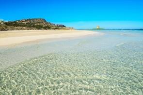 Pláž La Pelosa
