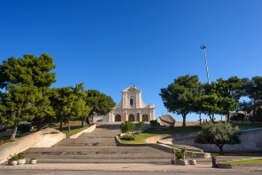 Svatyně a Bazilika Bonaria