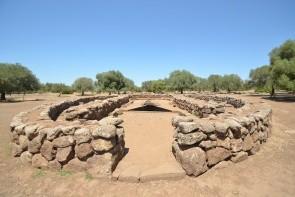 Archeologické naleziště Santa Cristina