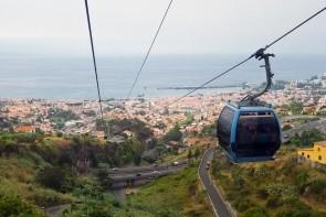Lanovka Teleférico do Funchal
