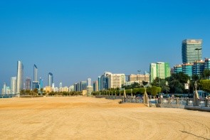 Pláž Corniche