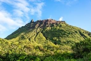 Sopka La Soufrière