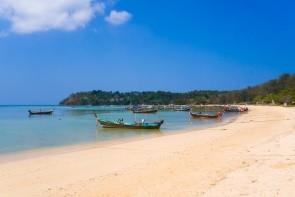 Pláž Rawai
