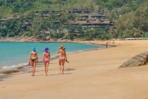 Pláž Patong